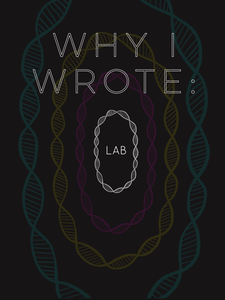 Cover for the short story Lab Zero
